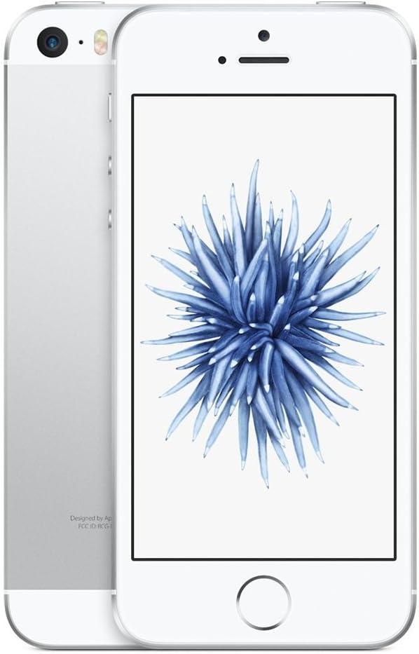 Apple iPhone SE 64GB - Plata - Desbloqueado (Reacondicionado ...