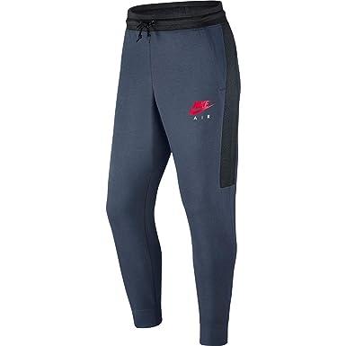 Nike 861626-471 - Pantalón de chándal para Hombre, Color Azul ...