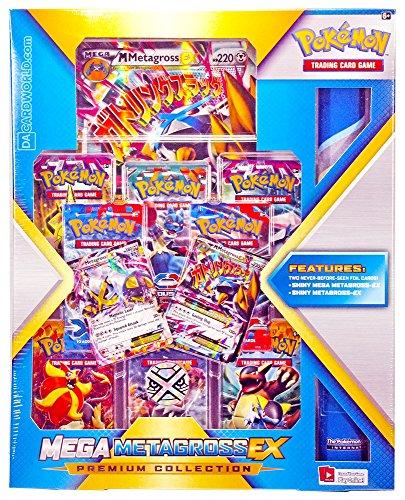 Pokemon Mega Metagross EX Premium Collection by Pokémon
