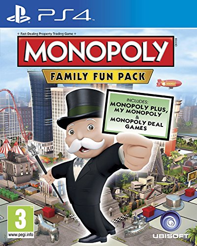 Ubisoft Monopoly Family Fun Pack for PS4 - 7