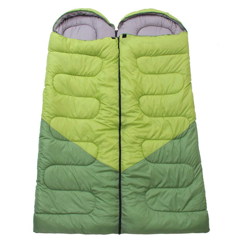 DGB Outdoor Erwachsene Können Genäht Werden Umschlag Typ Vier Jahreszeiten Jahreszeiten Jahreszeiten Universal Dirty Reise Baumwolle Schlafsack B07MHR11QT Schlafscke Online 620c3b