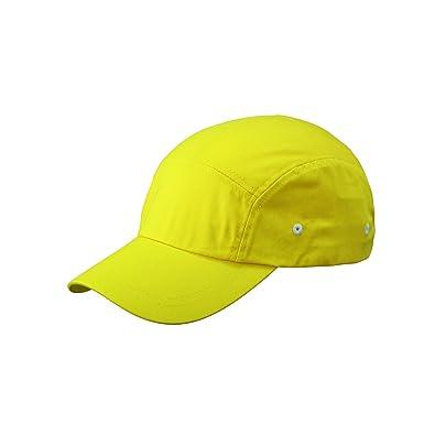 1d04ce961d3 MYRTLE BEACH Men s Flat Cap - yellow - One size  Amazon.co.uk  Clothing