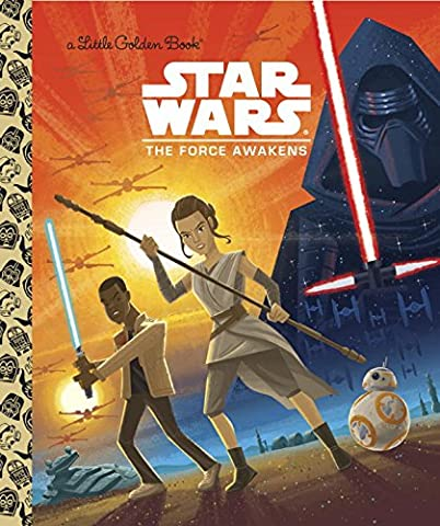 Star Wars: The Force Awakens (Boys Action Books)