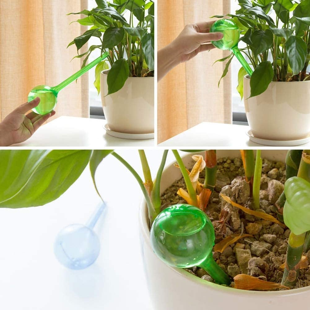 Nobranded 10 Automatic Plant Watering Balls Advanced Plant Watering Device Garden Watering Device Plastic Ball