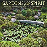 Gardens of the Spirit 2018 Wall Calendar: Japanese Garden Photography