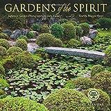 Gardens of the Spirit 2018 Wall Calendar: Japanese Garden Photography