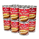 Loma Linda - Vegan - Big Franks (20 oz.) (Pack of 12) – Kosher