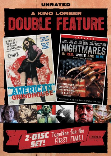 American Grindhouse / Nightmares in Red, White & Blue: Double Feature (2-Disc Set) -  DVD, Elijah Drenner, Robert Forster