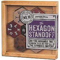 Professor Puzzle PA1447 Academy Hexagon Standof Brain Teaser