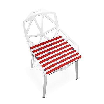 Amazon.com: Juego de fundas de cojín para asiento de ...