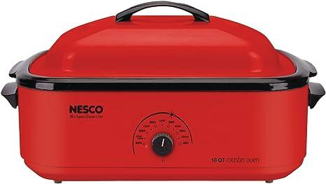 Nesco 481825PR Professional Stainless Steel Roaster Oven