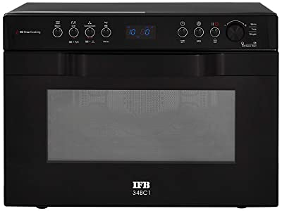 IFB 34 L Convection Microwave Oven (34BC1, Black)