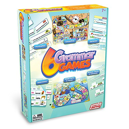 Junior Learning 6 Grammar Game -