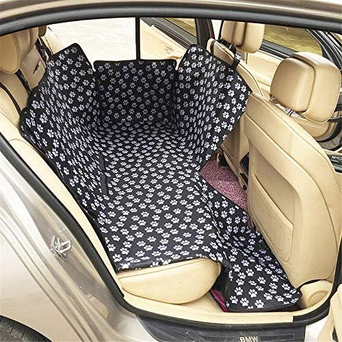 ペットシートカバー オックスフォード布ペットシートカバーマット防水耐汚れた車のブートライナープロテクター (Color : One color, Size : 130x150x33cm)