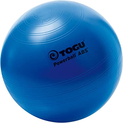 Togu Powerball ABS - Pelota para Fitness: Amazon.es: Deportes y ...