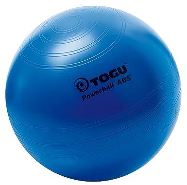 TOGU Powerball ABS - Pelota para Fitness (35 cm) Azul Azul Talla ...