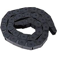 Cadena de arrastre de cable de nylon