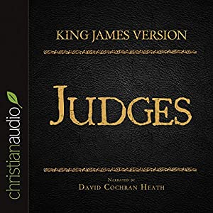 Holy Bible in Audio - King James Version: Judges Audiobook