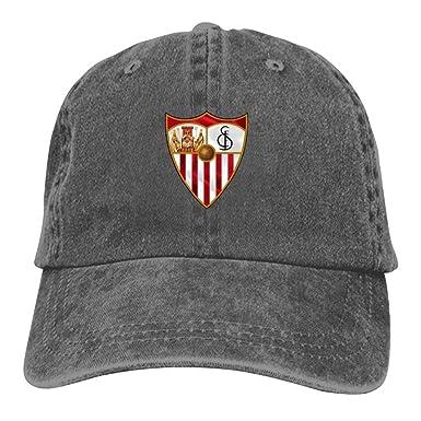 uaquWWQ Sevilla Gorra de béisbol de algodón Ajustable, Unisex ...