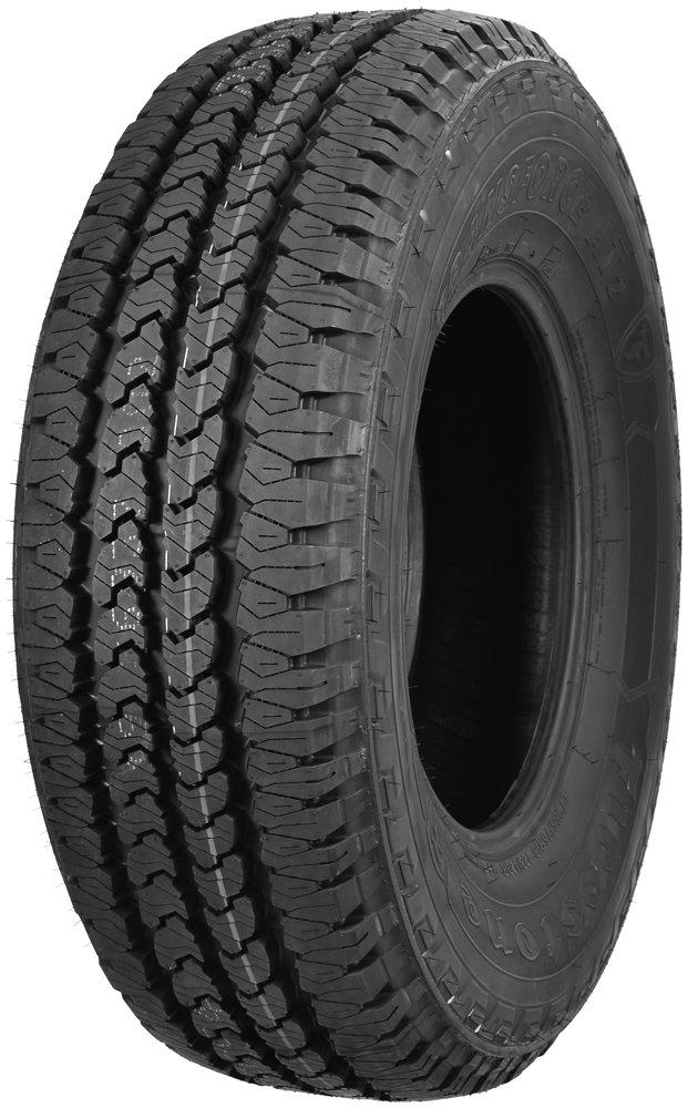 Firestone Transforce AT2 All-Season Radial Tire - LT245/75R16 120R