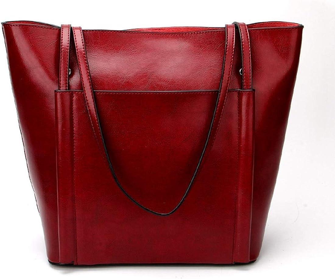 AIYAMAYA Women Top Handle Satchel Handbag Tote Shoulder Bag Purse Bag