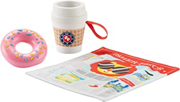 Fisher-Price On-The-Go Breakfast Gift Set