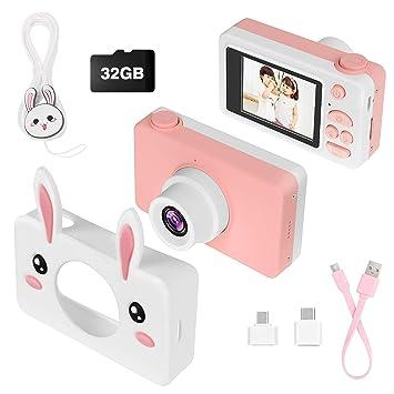 Amazon.com: Cámara digital para niñas, los mejores regalos ...