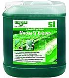 Unger - Unger Liquid 5 L Liquide Vitre Concentré 1/100 Unger, Canister 5 Litres