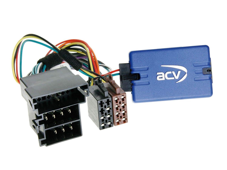 ACV 42/Zip 906/Steering Wheel Remote Control Adapter