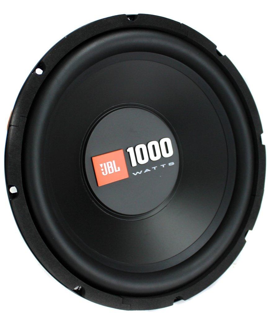 2 JBL CS1214 12'' 2000W Car Subwoofers Power Subs Audio Woofers 4 Ohm SVC Black