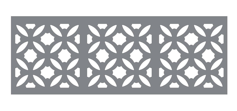Fiskars 572 AdvantEdge Cartouche Perforatrice Treille Blanc