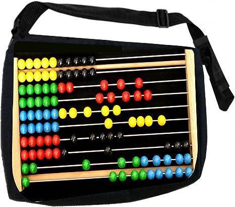 abacus-tm Laptop Messenger – Bolso para portátiles/ordenadores portátiles + pequeño alambre/funda para accesorios Set -: Amazon.es: Electrónica