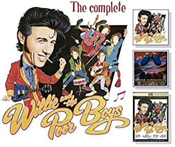 Willie & the Poor Boys & Live & One Night Only Import
