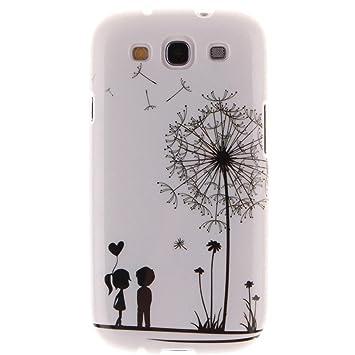 KATUMO Funda Silicona Samsung S3 Neo, Carcasa Dura Transparente Gel para Samsung Galaxy S3/S3 Neo (I9300/I9300I) Funda Goma Caja Cubierta Clear ...