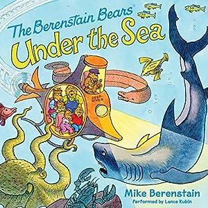 Berenstain Bears Under the Sea Audiobook