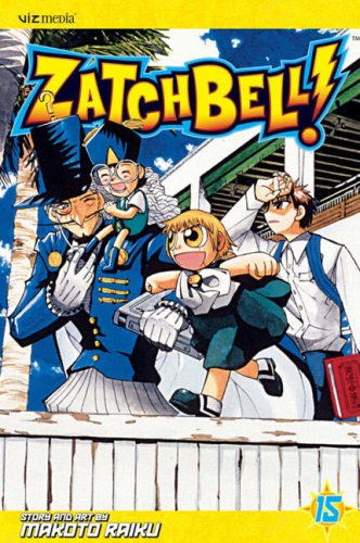 Download Zatch Bell! Vol. 15 pdf