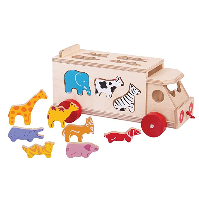 Baby Other Toys For Baby Beautiful Baby Girl Boy Bundle Of 2 Toys Noah's Ark And First Puzzle Two Piece 12 Months