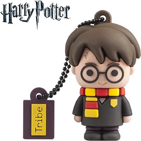 Oferta amazon: Llave USB 32 GB Harry Potter - Memoria Flash Drive Original Harry Potter, Tribe FD037701