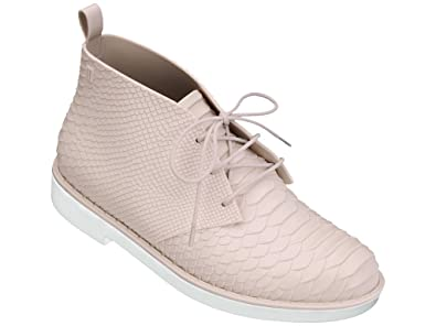 03ac372666f Image Unavailable. Image not available for. Color  Melissa Desert Boot  Python + Baja East ...