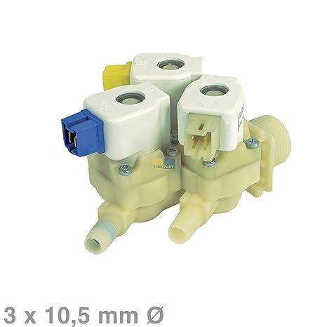 Magnético Válvula Válvula de 3 Compartimento 180 ° 10,5 mm de ...