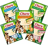 INABA Churu Lickable Wet Treat for Dogs Chicken