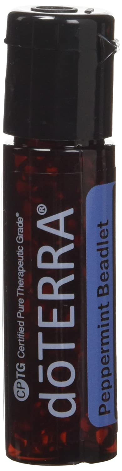 doTERRA Peppermint Essential Oil Beadlets - 125 ct