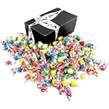 Cry Baby Extra Sour Bubble Gum, 2 lb Bag in a BlackTie Box