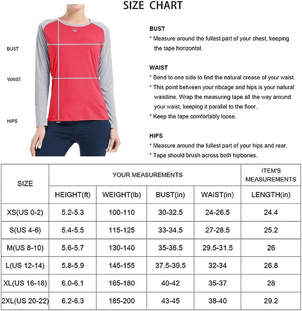 Sun Protection Hiking Shirts Long Sleeve Quicy Dry Rashguard Athletic Running Fishing Shirts Womens UPF 50