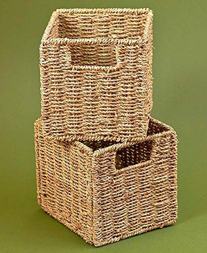 Set of 2 Storage Baskets DnD