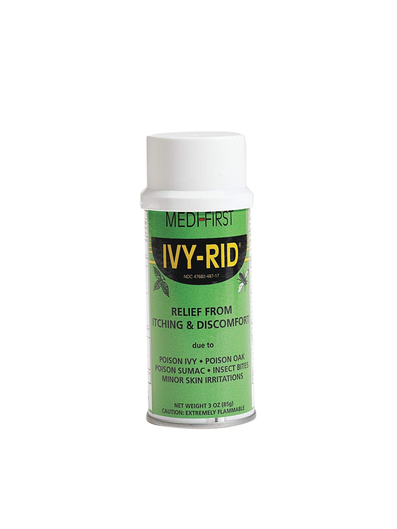 Medique Poison Ivy Spray, 3 oz. Spray Can - 48717, (Pack of 2) by Medique