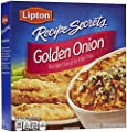Lipton Recipe Secrets Golden Onion Soup and Dip Mix - 2.6 oz by Lipton Recipe Secrets