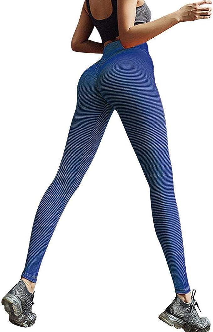 Leggings Mujer Fitness 2020 SHOBDW Ejercicio para Levantar Las ...