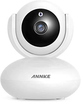 Annke 1080p Smart Wireless IP Security Camera w/2-Way Audio