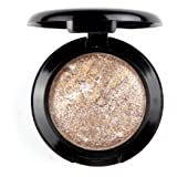 Mallofusa Makeup Single Baked Eye Shadow Powder Palette in Shimmer 12 Metallic Colors Optional